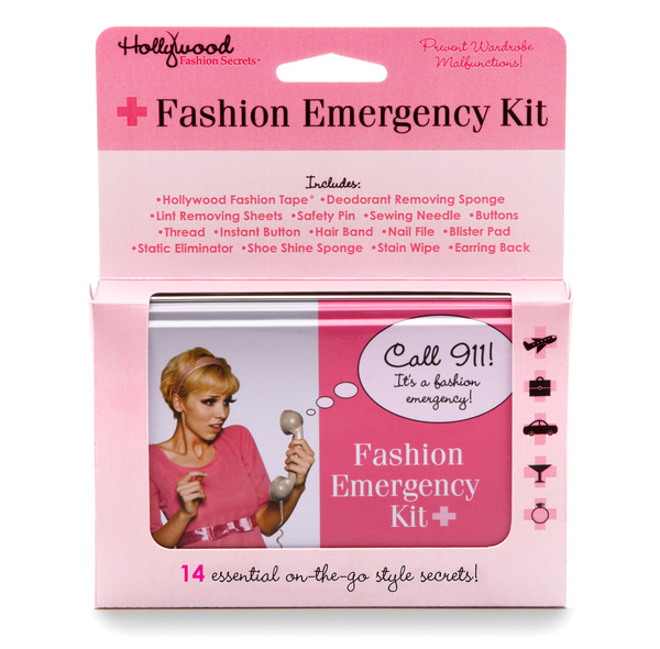 Hollywood Fashion Emergency Kit™